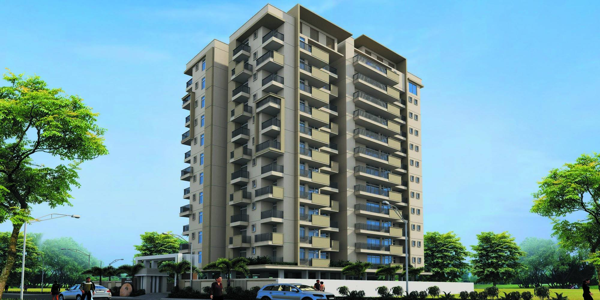 Flats for sale in muhana road jaipur